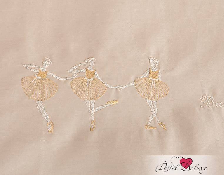 Постельное белье Luxberry Постельное белье Ballet Цвет: Телесный-Золотой (1,5 спал.) плед luxberry imperio 10 умбра