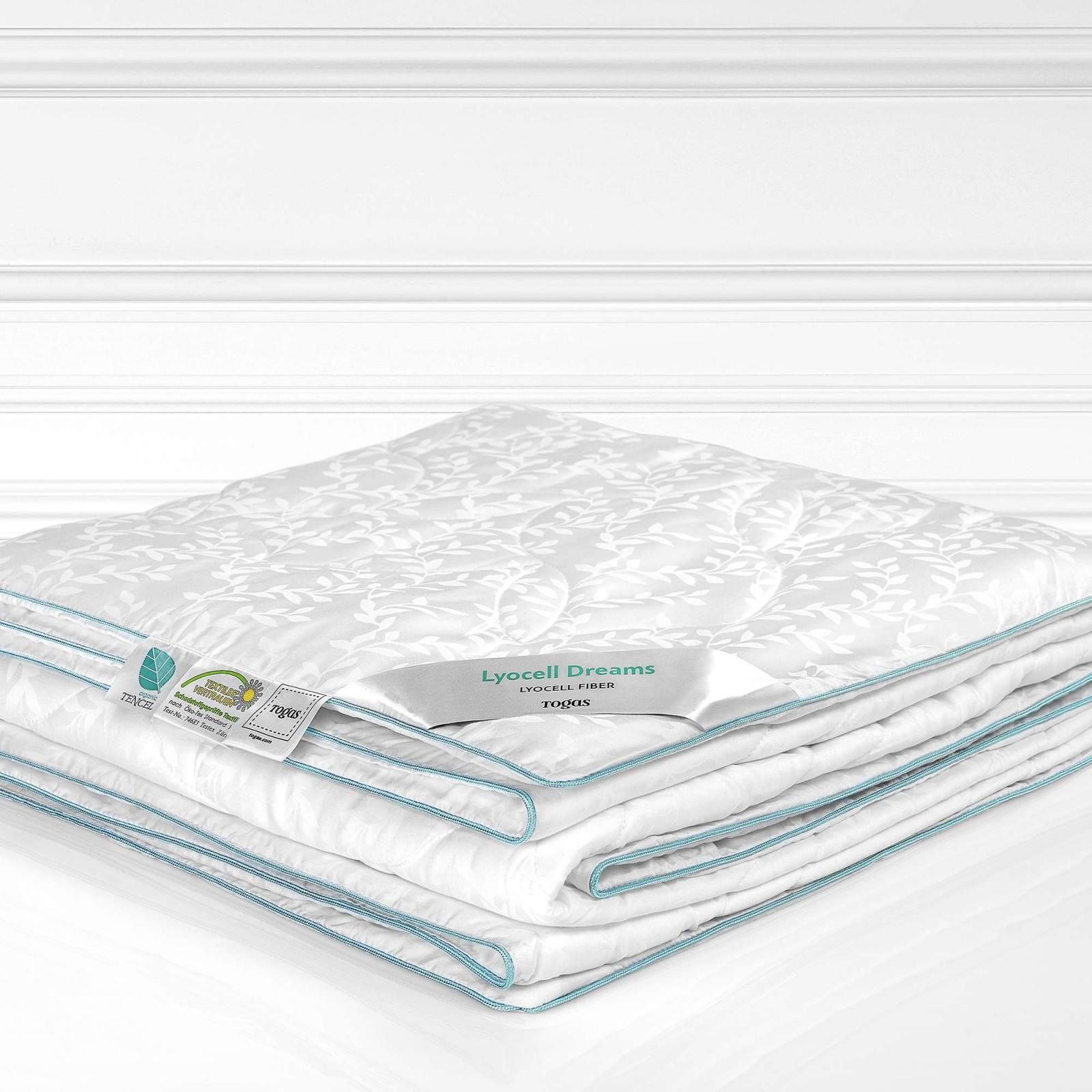 Одеяла Togas Одеяло Лиоцель Дримс Всесезонное (200х210 см) одеяла togas одеяло гелиос 220х240 см