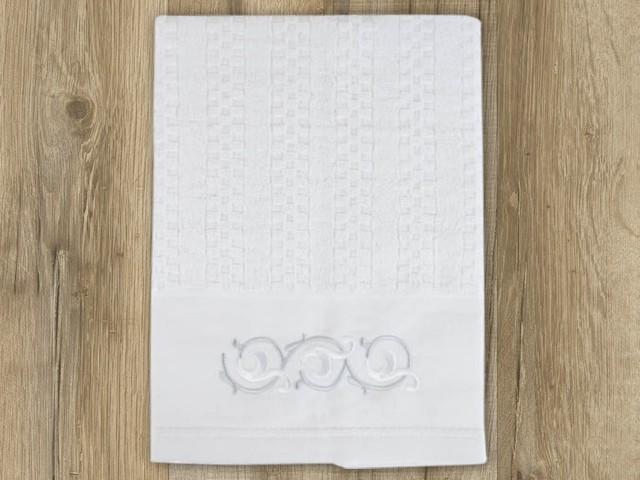 Полотенца Valentini Полотенце Valentini Цвет: Белый (50х100 см) полотенце 100 100 см авангард