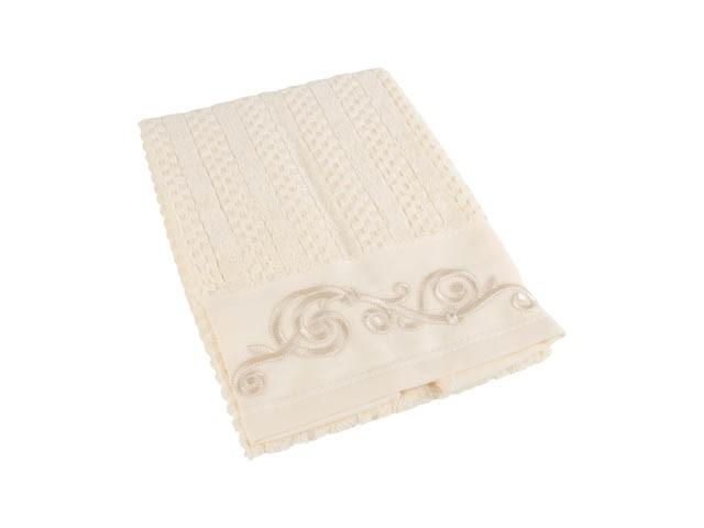 Полотенца Valentini Полотенце Valentini Цвет: Кремовый (50х100 см) полотенце 100 100 см авангард