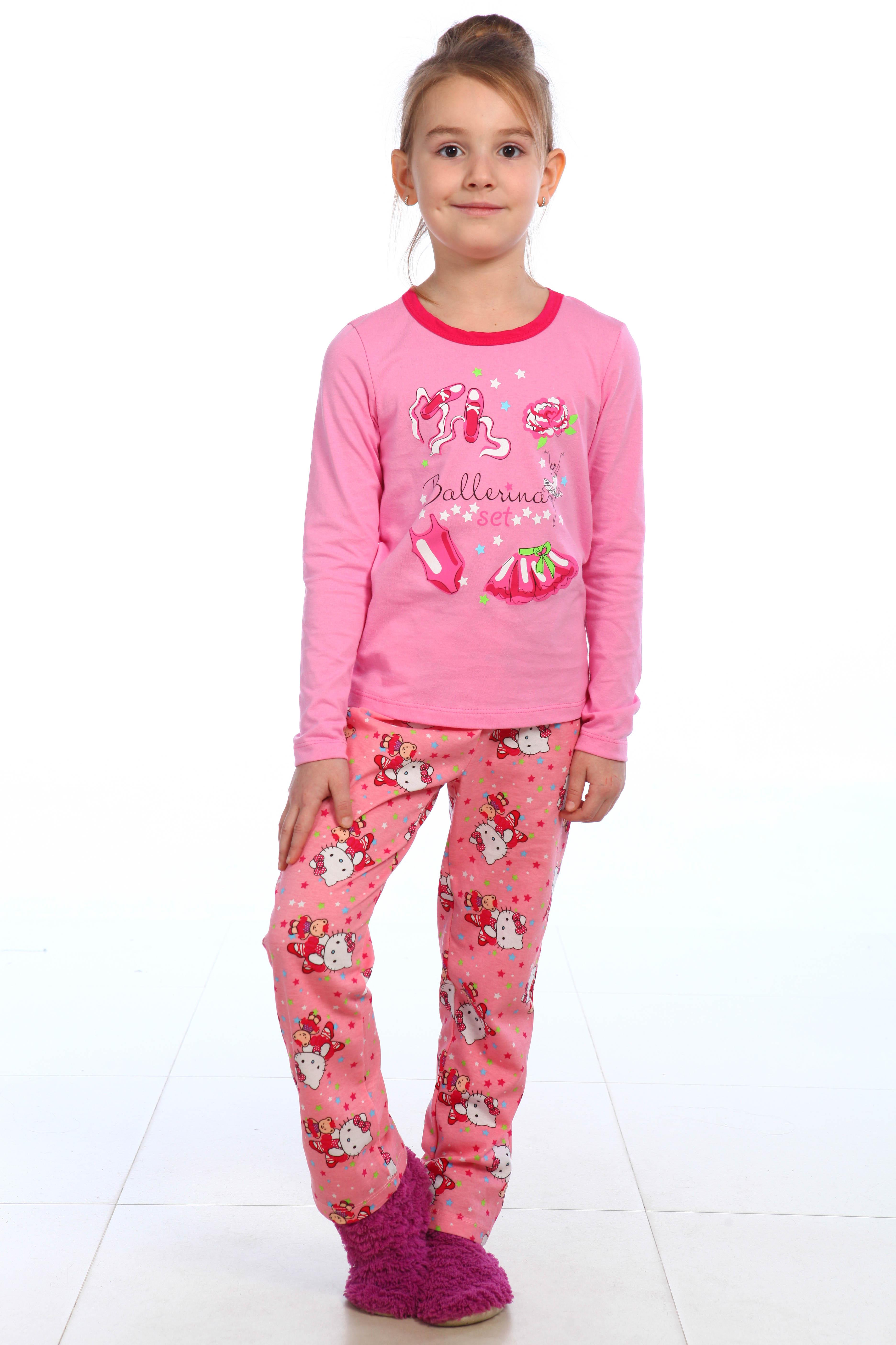 Детские пижамы Pastilla Детская пижама Балерина (6 лет)