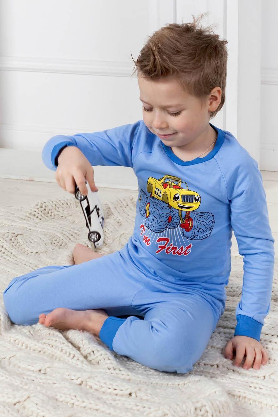 Детские пижамы Pastilla Детская пижама Ралли (4 года)