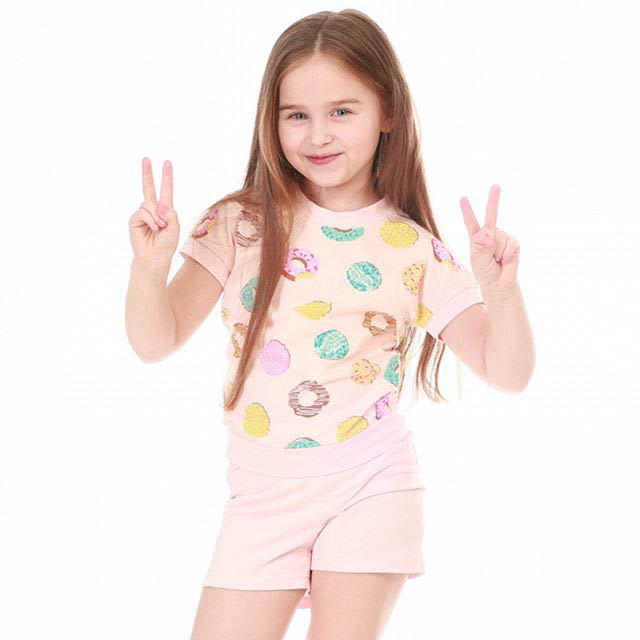 Детские пижамы Pastilla