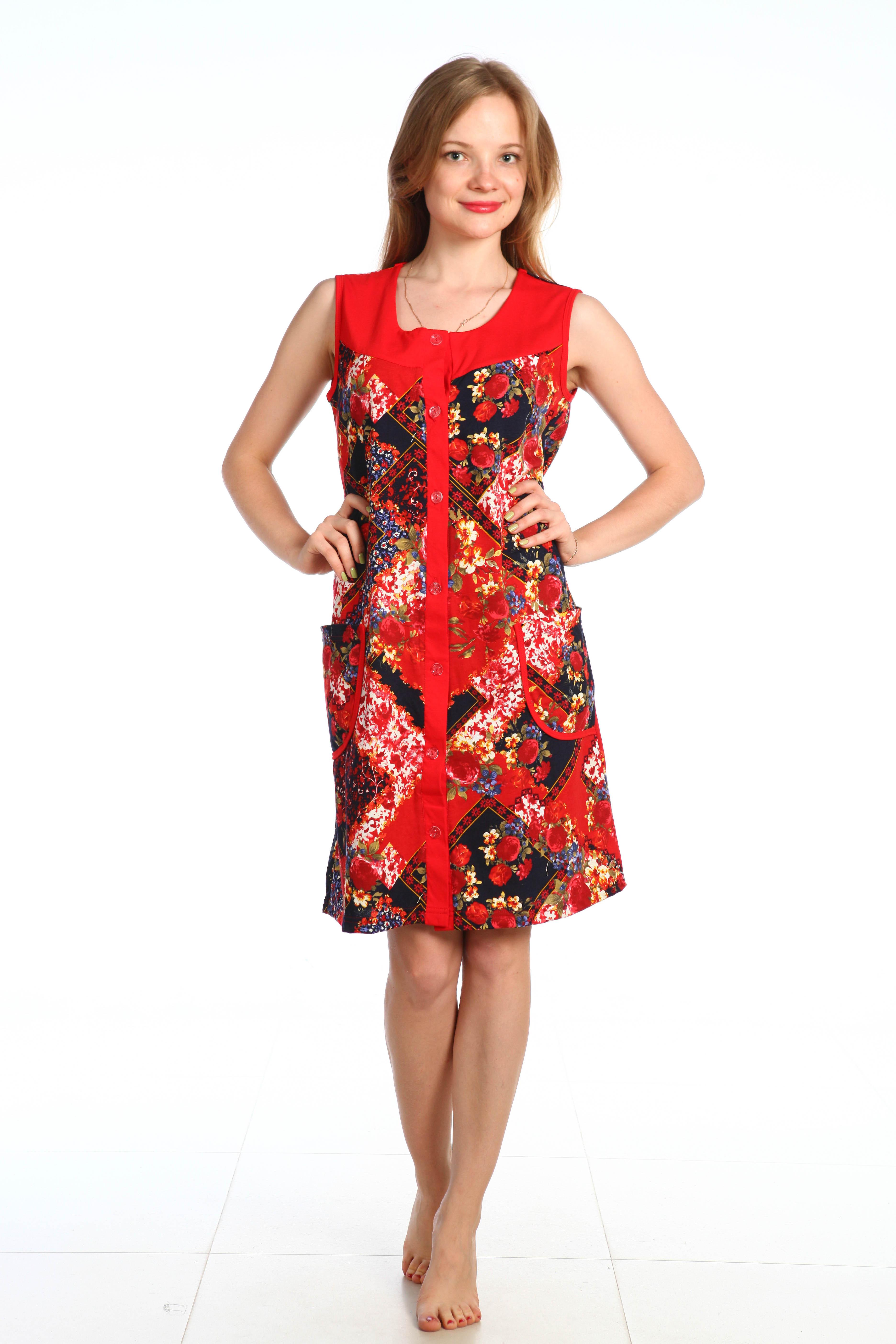 Домашние халаты Pastilla Домашний халат Тина Цвет: Красный (M-L) домашние халаты mia mia домашний халат yesenia xl
