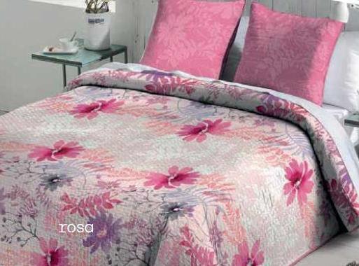 где купить Покрывало Antilo Покрывало Lola Цвет: Роза (235х270 см) по лучшей цене