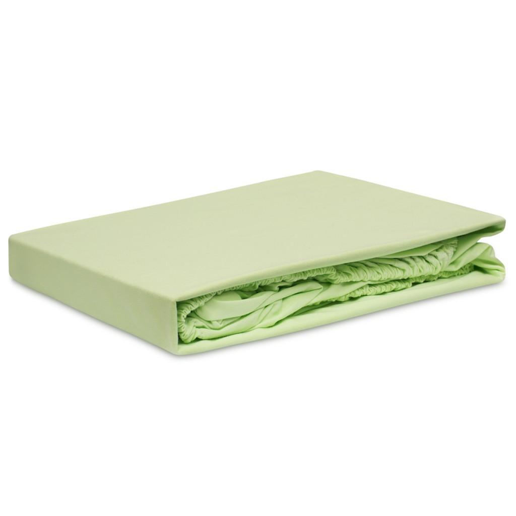 Простыни Bolero Простыня на резинкеБолеро Цвет: Салатовый (180х200 см) простыни bolero простыня на резинке