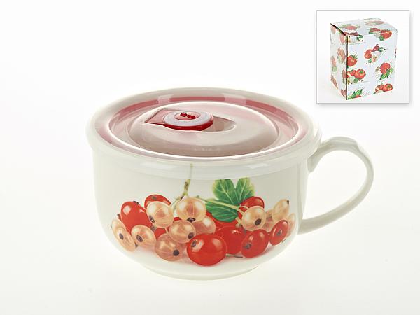 {} Best Home Porcelain Кружка суповая Спелая Смородина (600 мл) кружка радуга 305мл фарфор
