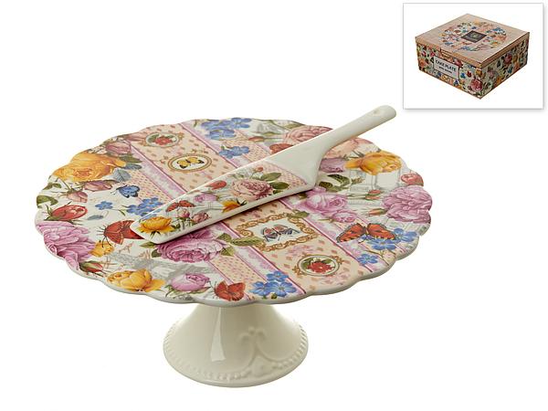 {} Nouvelle Подставка для торта Лето В Европе (Набор) блюда этажерки ambition трёх уровневая подставка для торта