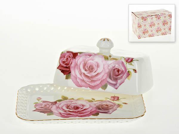 best home porcelain набор для специй evita набор {} Best Home Porcelain Масленка Evita (7х12х17 см)