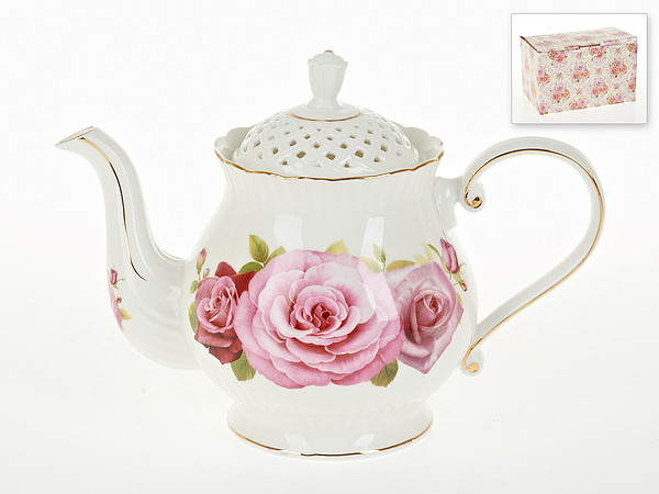 best home porcelain набор для специй evita набор {} Best Home Porcelain Заварочный чайник Evita (14х19х26 см)