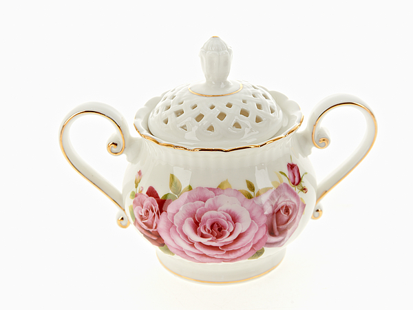 {} Best Home Porcelain Сахарница Evita (10х12х16 см) genco queen