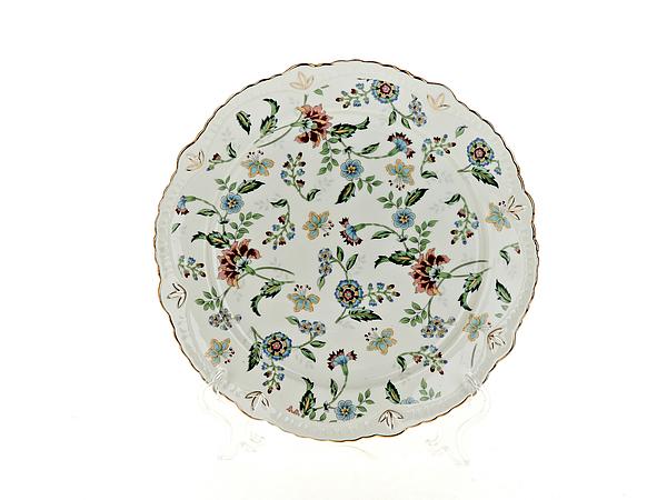 {} Best Home Porcelain Блюдо Альпийский Сад (3х26 см) россия блюдо 3 спопки