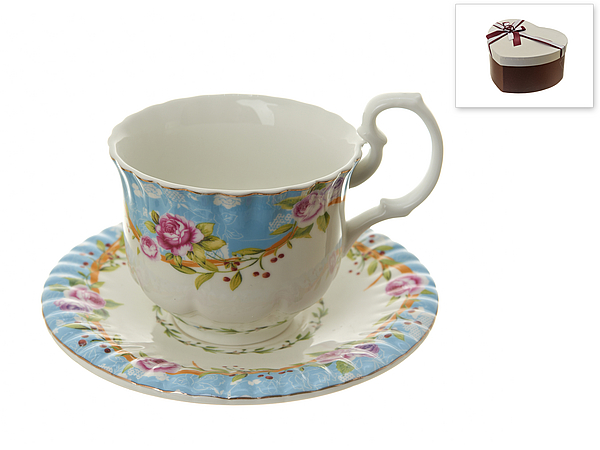{} Best Home Porcelain Чайная пара Камилла (220 мл) бульонная пара 350 мл royal porcelain бульонная пара 350 мл