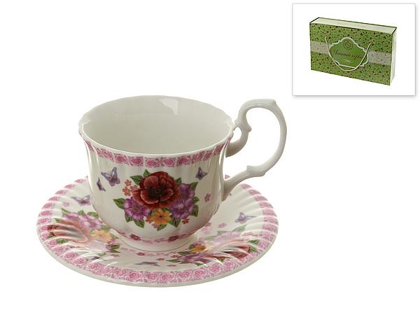 {} Best Home Porcelain Набор чашек Корнеллия (220 мл) винный набор chinese jade porcelain 20141228
