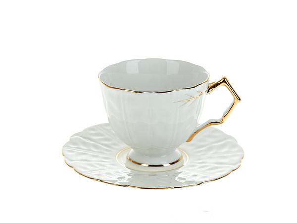 {} Best Home Porcelain Набор кружек Золотистая Осень (220 мл) набор кружек amber porcelain 220 мл 2 шт