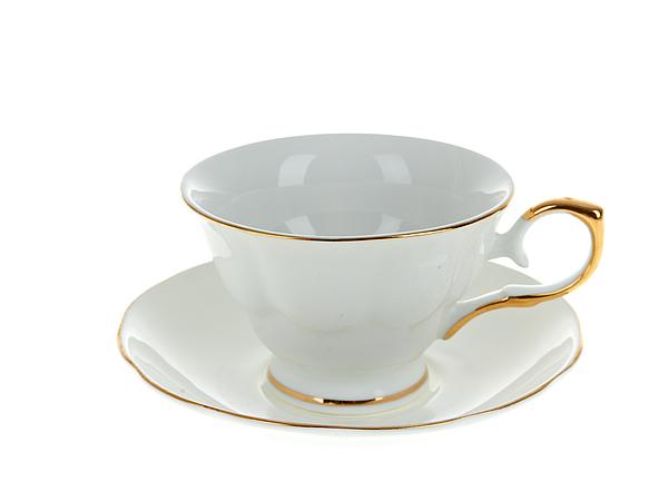 {} Best Home Porcelain Чайная пара Белый Танец (220 мл) best home porcelain чайная пара olympia 220 мл