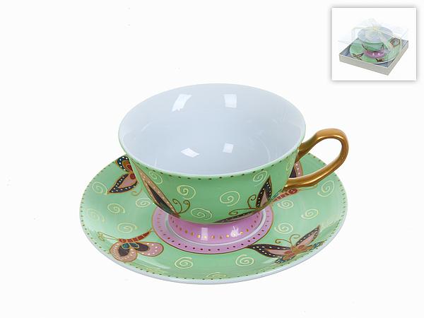 {} Best Home Porcelain Чайная пара Butterfly (170 мл) best home porcelain чайная пара альпийский сад 250 мл