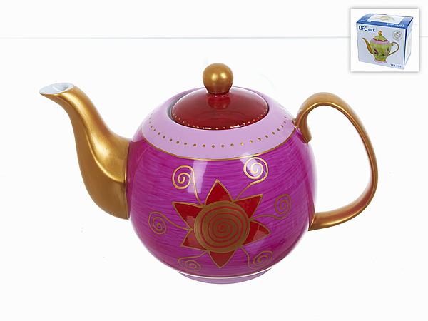 {} Best Home Porcelain Заварочный чайник Садко (14х15х23 см)