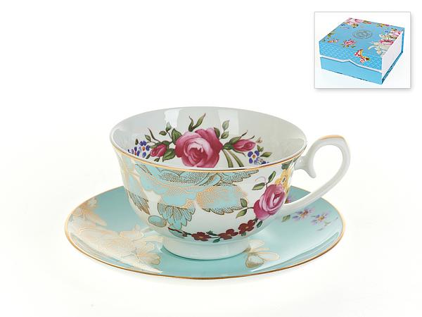 {} Best Home Porcelain Чайная пара Иоланта (250 мл) best home porcelain чайная пара альпийский сад 250 мл
