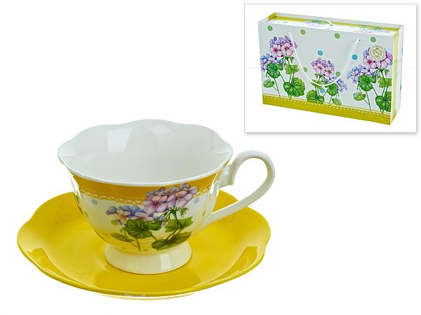 best home porcelain набор для специй evita набор {} Best Home Porcelain Набор чашек Пеларгония (200 мл)