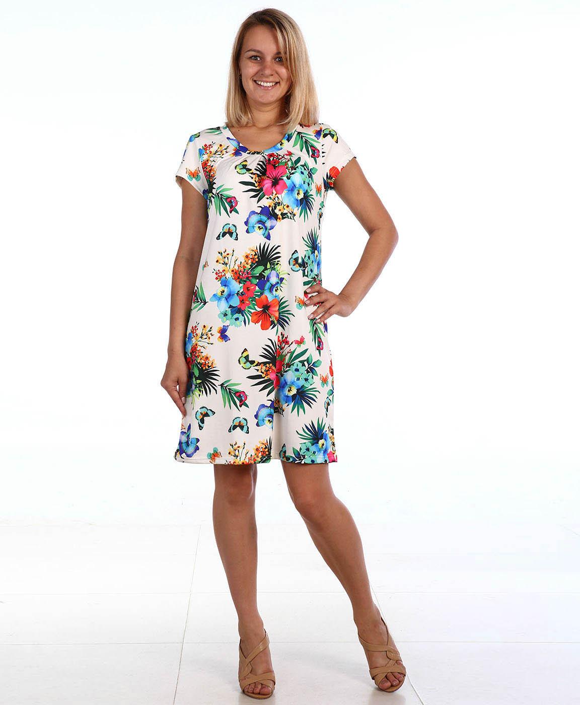 Костюмы для дома и отдыха Pastilla Платье Фиалка (M)