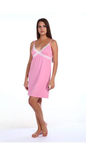 Ночные сорочки Pastilla Ночная сорочка Малена Лайт Цвет: Светло-Розовый (xxL-xxxL) сорочка casmir vegas xxl xxxl