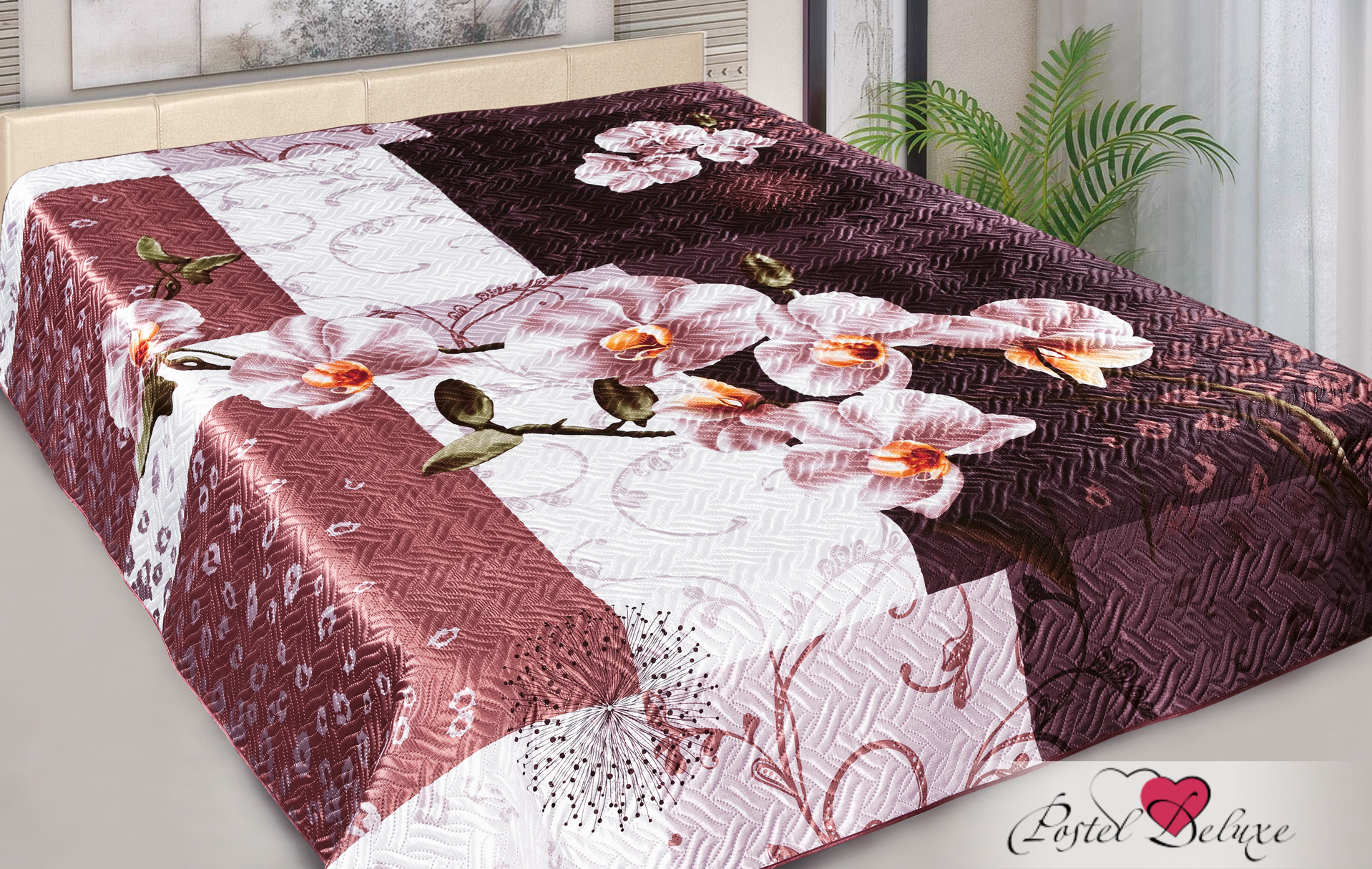 Покрывало Marianna Покрывало Орхидея (230х250 см)