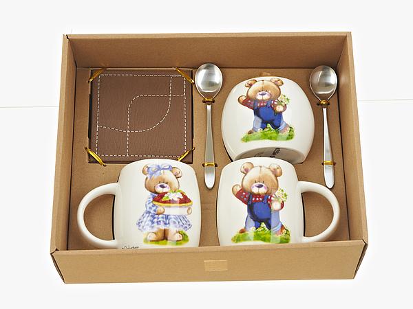 {} Polystar Чайный набор Berny (Набор) набор чайный серия весенняя балет щелкунчик 3 пред фарфор