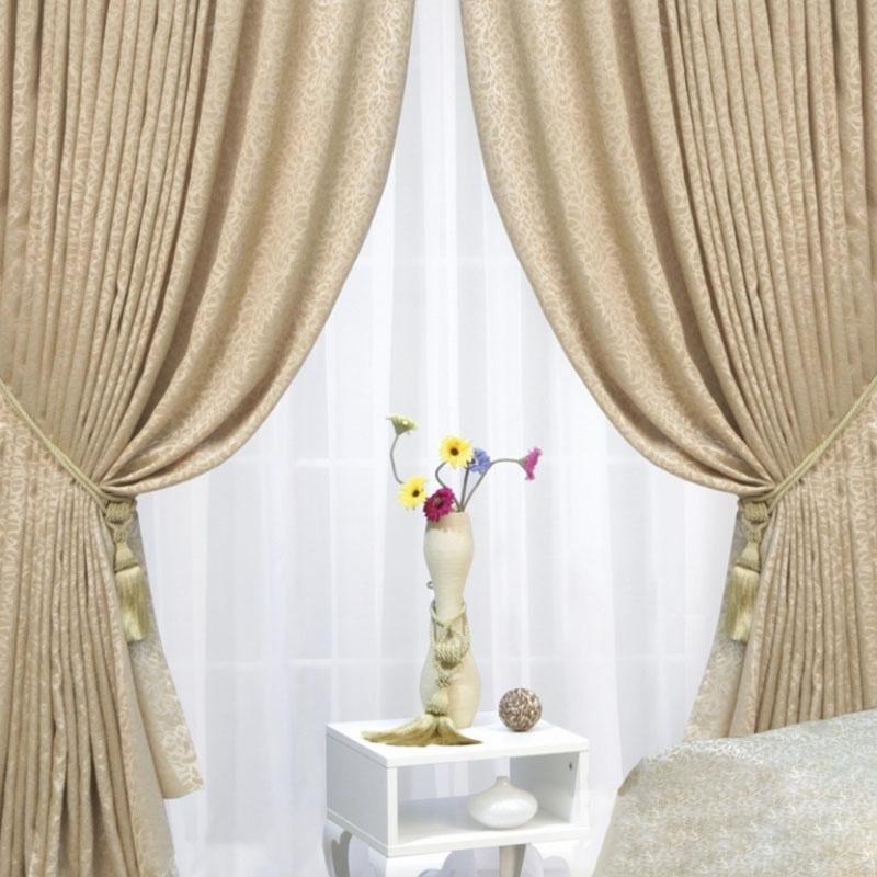 Шторы Mona Liza Классические шторы Шик Цвет: Золото шторы tac классические шторы winx цвет персиковый 200x265 см