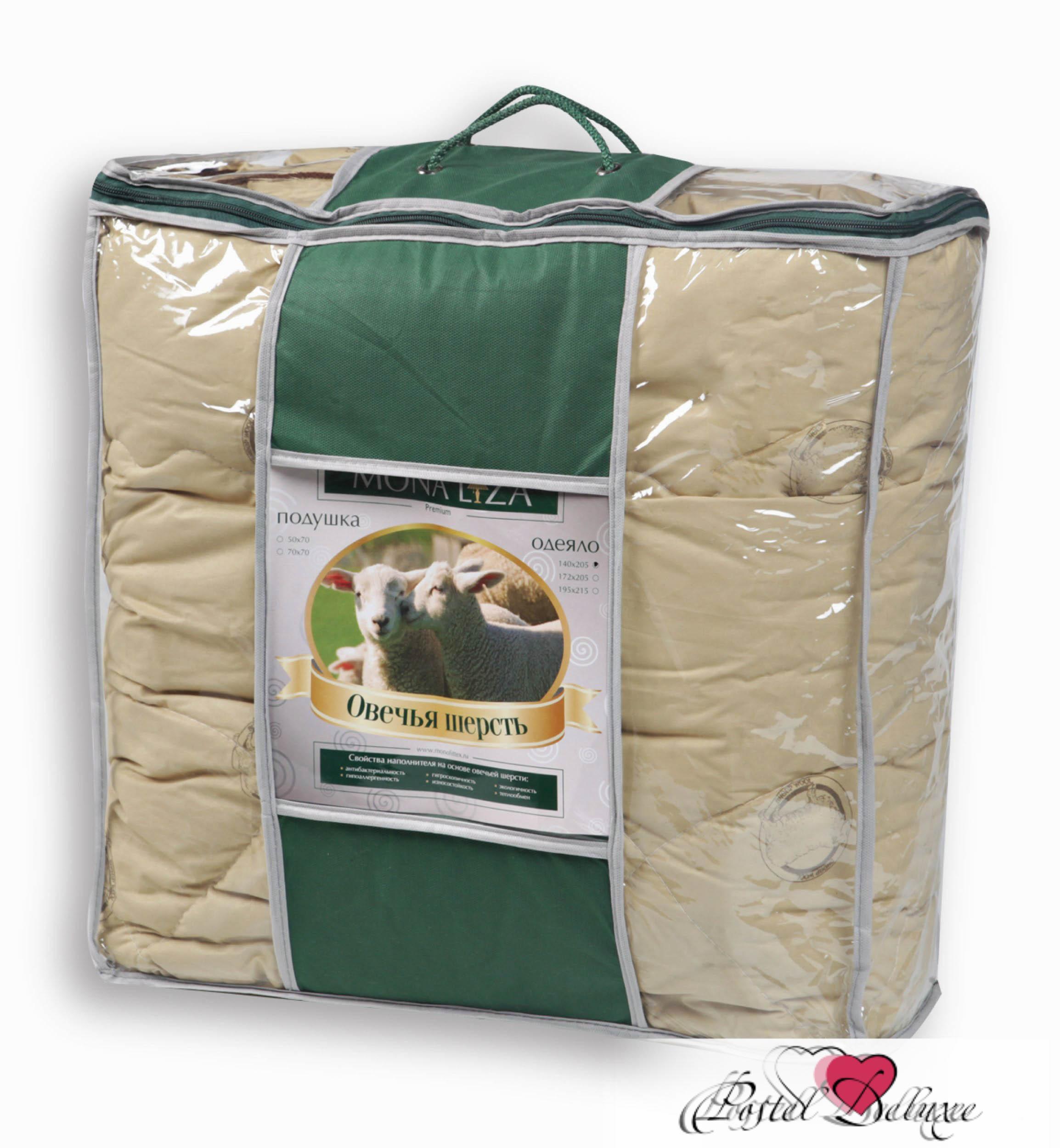 Одеяла Mona Liza Одеяло Овечья шерсть (140х205 см) овечья шерсть носки варежки купить минск