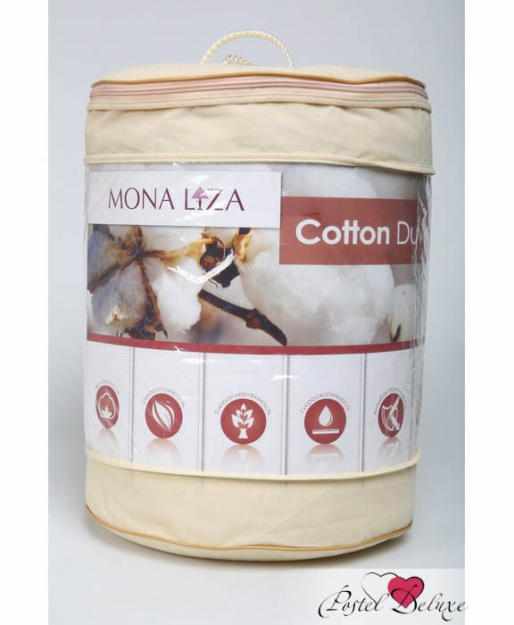Одеяла Mona Liza Одеяло Хлопок Всесезонное (195х215 см) одеяла penelope одеяло wooly 195х215 см