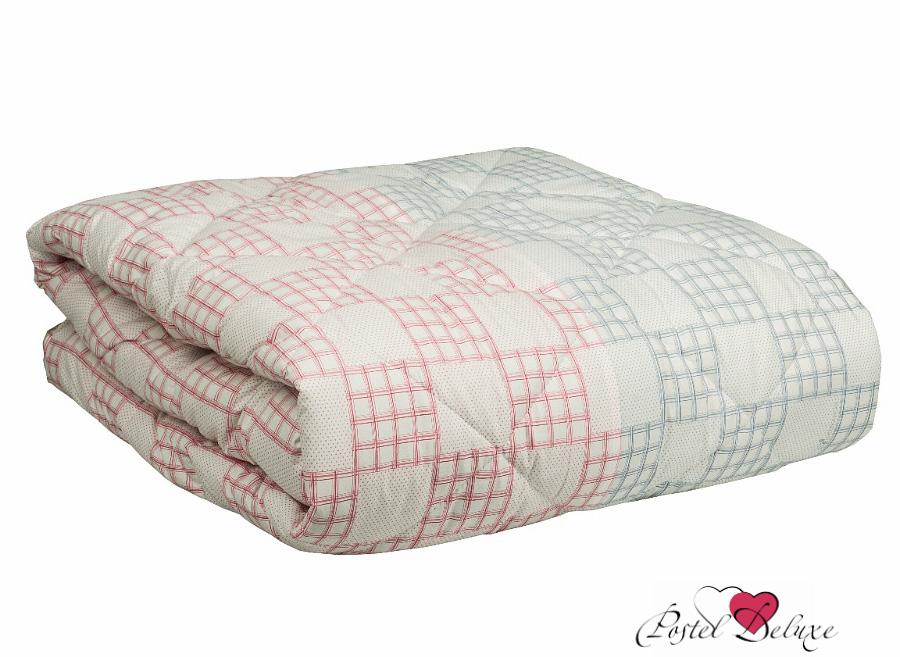 Одеяла Mona Liza Одеяло Chalet Climat Control Цвет: Роза/Грозовой  (140х205 см)