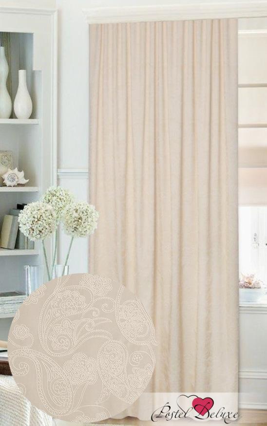 Шторы Mona Liza Классические шторы Огурцы Цвет: Экрю шторы tac классические шторы winx цвет персиковый 200x265 см