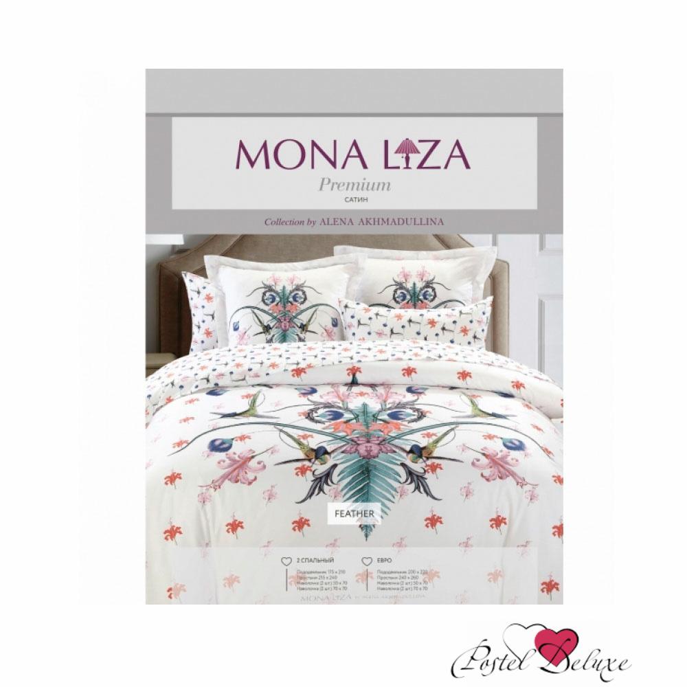 Постельное белье Mona Liza Постельное белье Paradise (2 сп. евро) комплект пб 2 сп mona liza сатин жаккард royal 4 нав 2шт 70х70 и 2 шт