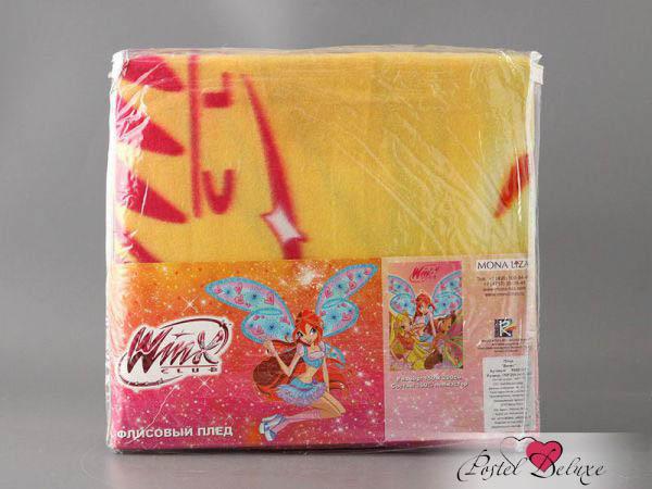 полотенца mona liza детское полотенце winx flora fashion 2014 70х140 см Детские покрывала, подушки, одеяла Mona Liza Детский плед Winx Fashion Stella 2014 (150х200 см)