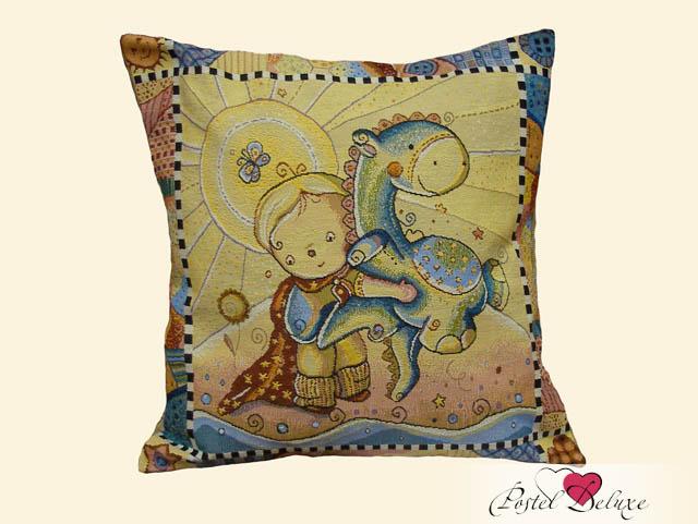 Декоративные подушки Мток Декоративная наволочка Дракоша (50х50) брус 50х50 в набережных челнах