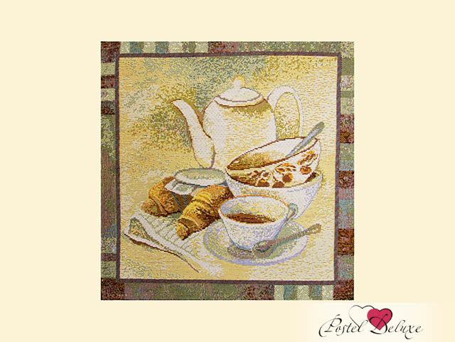 Скатерти и салфетки Мток Салфетки Английский Чай (32х32 см) скатерти и салфетки мток салфетки пион 30х30 см