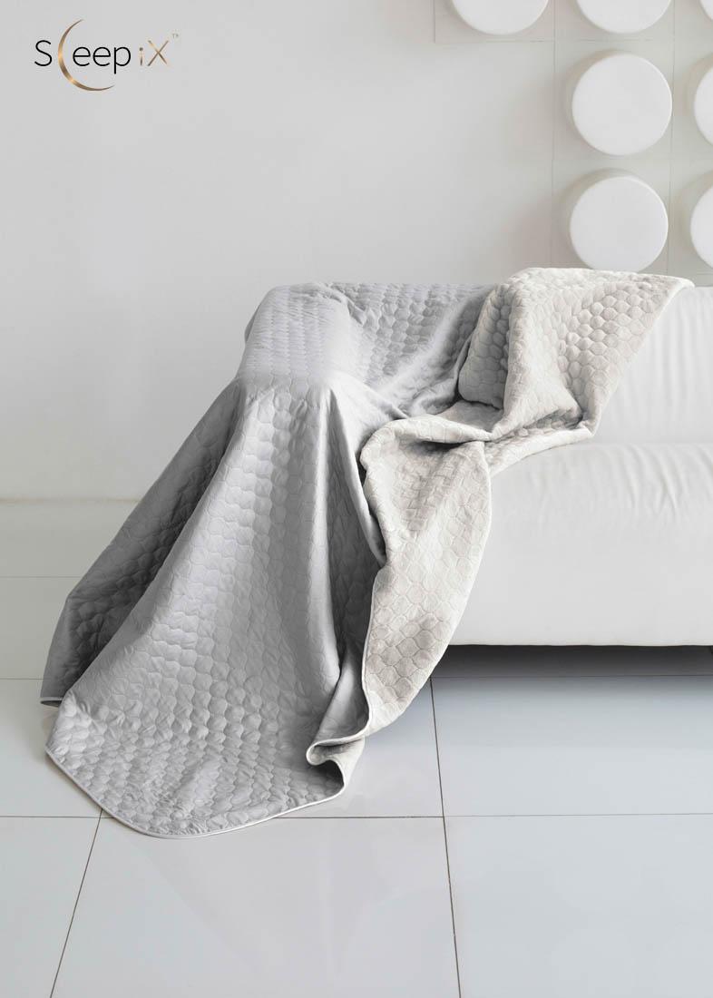 {} Sleep iX Одеяло-покрывало Multi Blanket Цвет: Серый (200х220 см)
