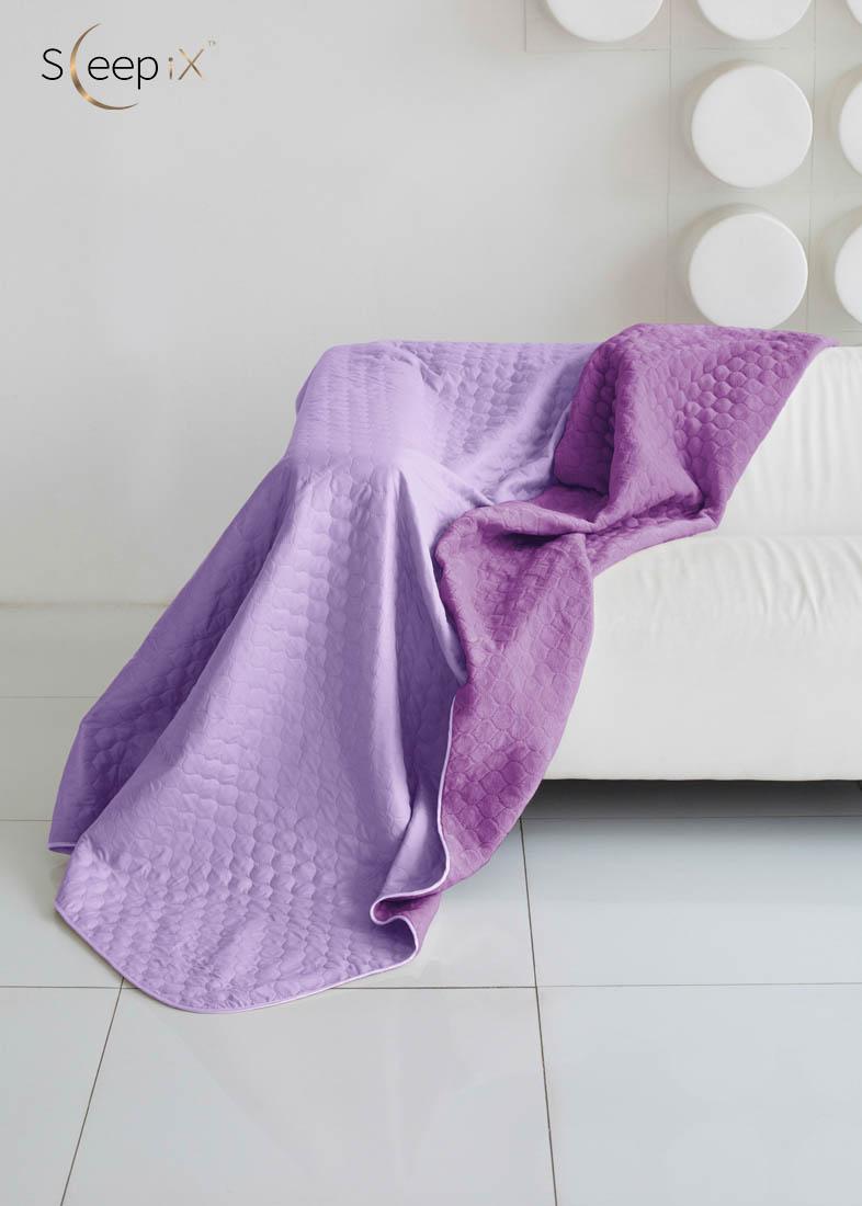 {} Sleep iX Одеяло-покрывало Multi Blanket Цвет: Фиолетовый (200х220 см)