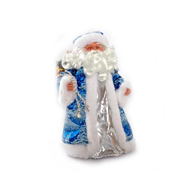 {}  Фигурка под елку Дед Мороз с Подарками (30 см)