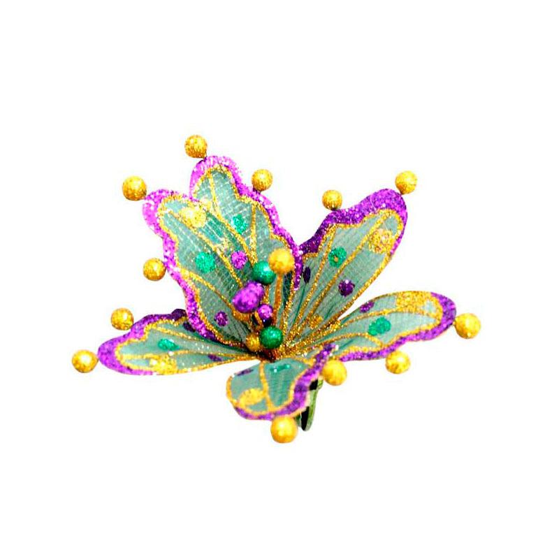 купить {}  Искусственный цветок Ажур (18 см) дешево