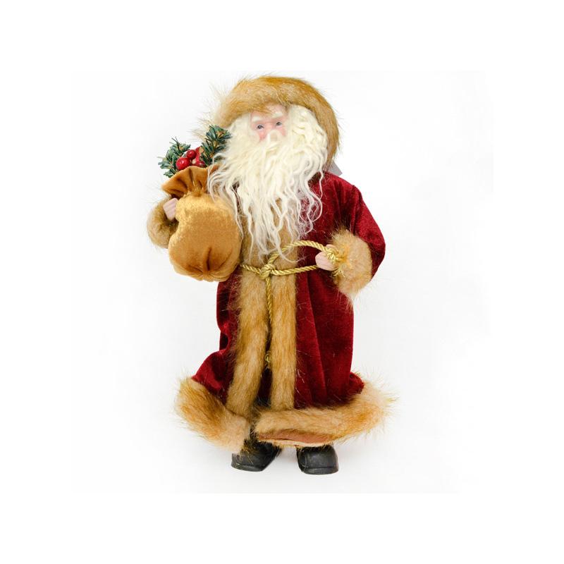 {}  Фигурка под елку Дед Мороз с Подарками (30 см) homephilosophy фигурка с крючком дед мороз снеговик ma 189
