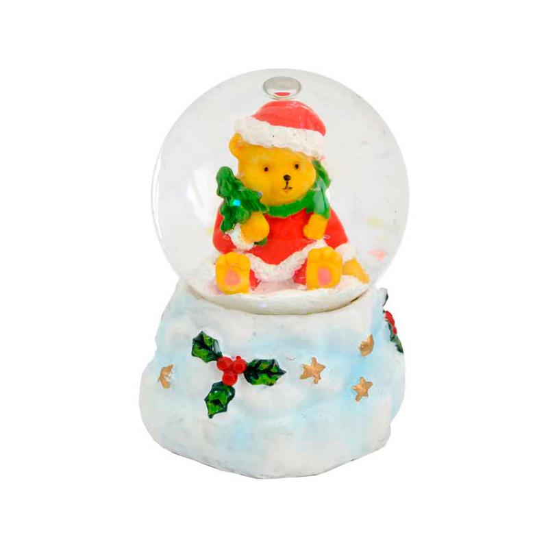{}  Водяной шар Мишка (5х6 см) шар лабрадор 6 5 см