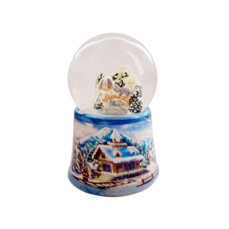{}  Водяной шар Домик (5 см) ороситель водяной импульсный truper на пике