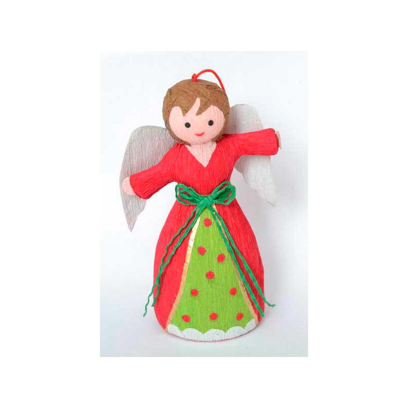 {}  Подвеска декоративная Ангел (11 см) фигурка декоративная ангел 11см 659150
