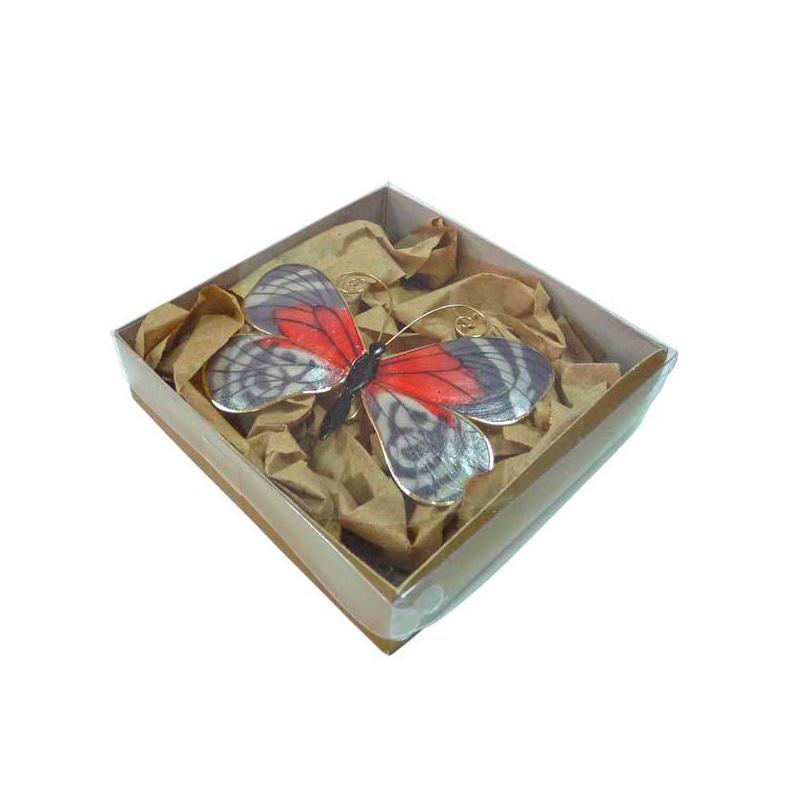 {}  Подвеска декоративная Бабочка (5х11 см) мини плинтус legrand самоклеющийся 10 5х11 30098