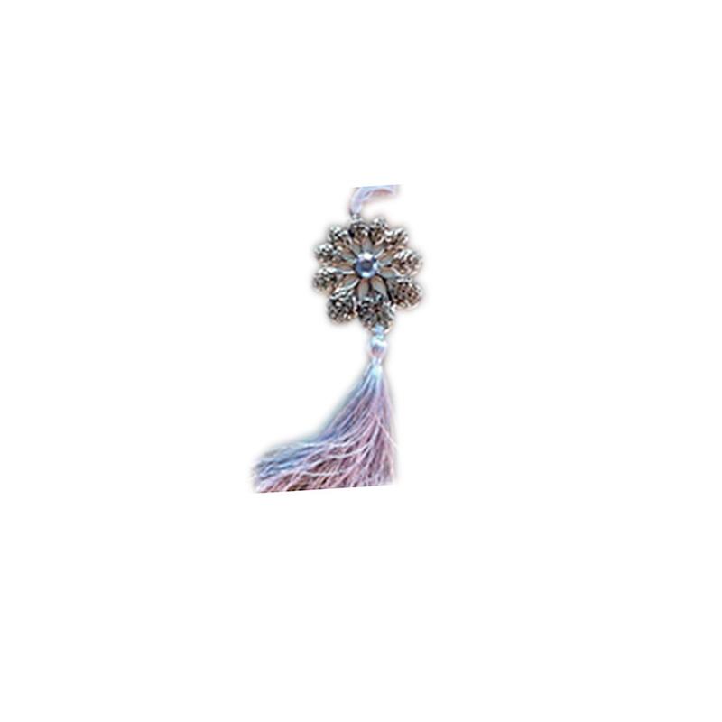 {} Подвеска декоративная Снежинка (17 см) подвеска декоративная снежинка ажурная пвх 61 см