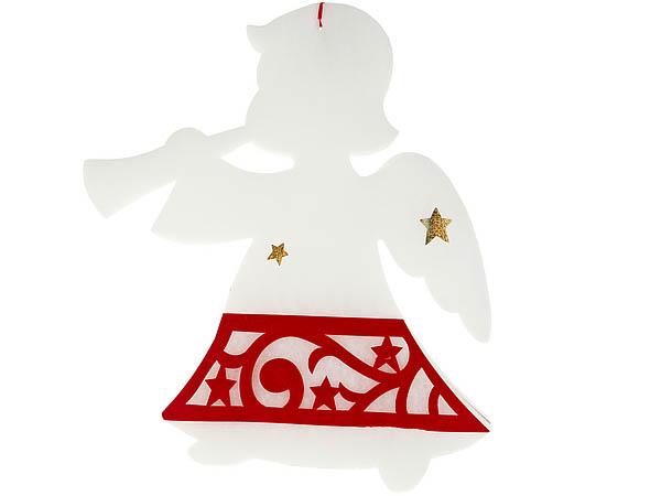 {} Monte Christmas Сувенир Ангел (45x2x52см) monte christmas фигурка музыкальная monte christmas n9750006 мульти