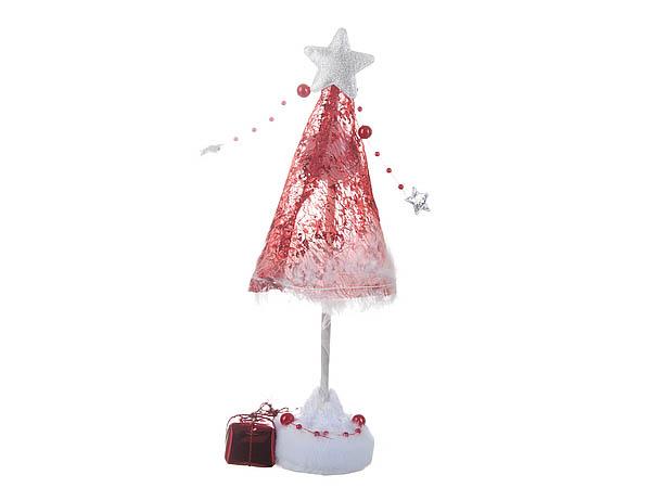 {} Monte Christmas Фигурка Елка С Подарками (7x7x22 см) monte christmas фигурка музыкальная monte christmas n9750006 мульти