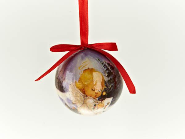 {} Monte Christmas Сувенир Ангел (7 см - 7 шт) волшебная страна сувенир керамический ангел